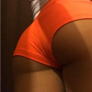 Hooters Very Worn Stockings Pantyhose
